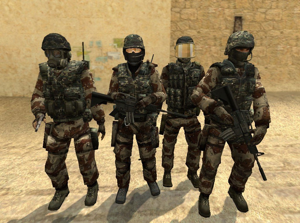 Counter-Strike 1.6 v43 xTremum Edition (2010/PC/Rus)