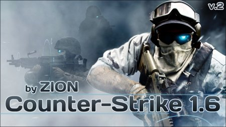 Counter-Strike 1.6 by ZION v.2